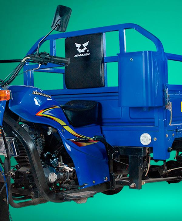 zongshen-motocicleta-furgón 200-parte-media