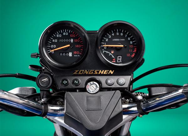 zongshen-motocicleta-mtx sxl-controles