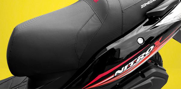 zongshen-motocicleta-nitrox-asiento