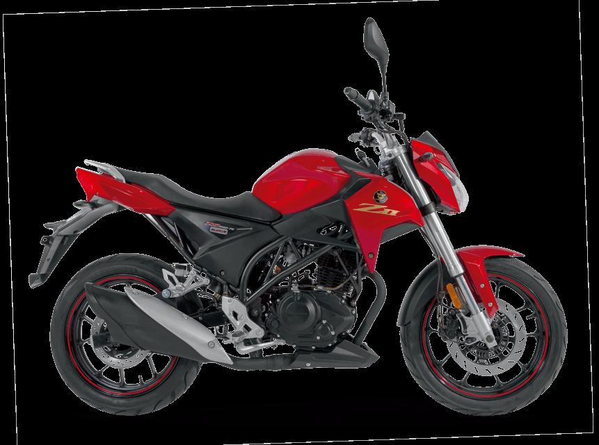 motocicleta-zongshen-Z2-roja