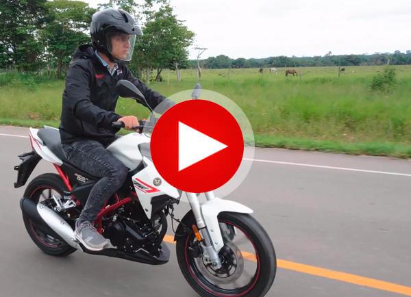 Motocicleta-Z2-vídeo